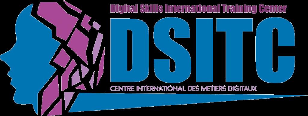 Logo - Centre international des métiers digitaux - Digital Skills International Training Center